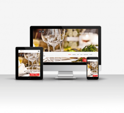 Restaurant Web Tasarım V3